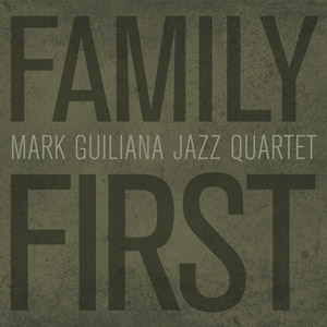 mark guiliana family first